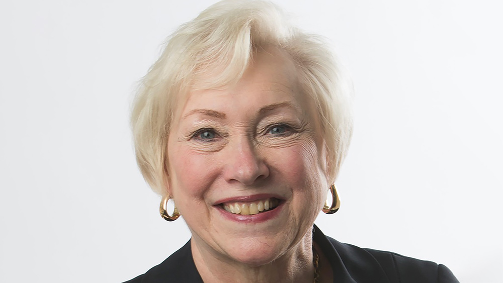 Photo of Nancy Zimpher